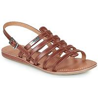 Zapatos Mujer Sandalias Les Tropéziennes par M Belarbi HAVAPO Tan