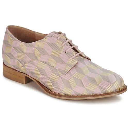 Zapatos Mujer Derbie Betty London ESQUIDE Multicolor