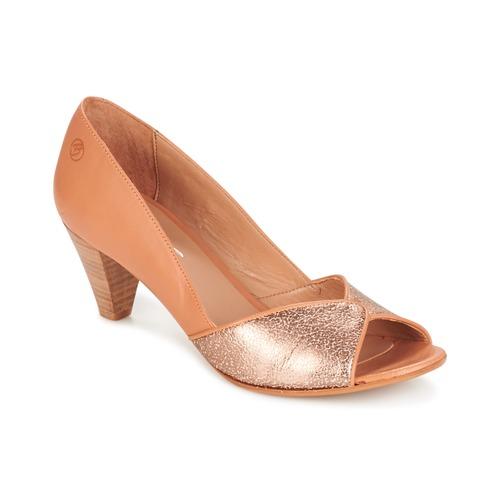 Zapatos De Tacón Esquibe Mujer Nude Betty London ZkXuOTPi