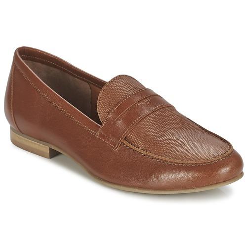 London Betty Ejodeme Marrón Mujer Zapatos Mocasín oedxCBr