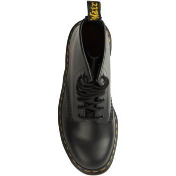 Dr Martens Chaussures Femme Hautes 1460 Noir Negro