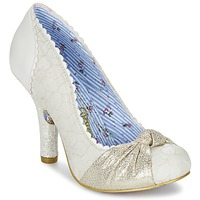 Zapatos Mujer Zapatos de tacón Irregular Choice SMARTIE PANTS Blanco
