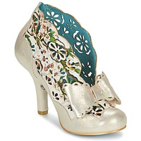 Zapatos Mujer Low boots Irregular Choice SASSLE Beige / Floral