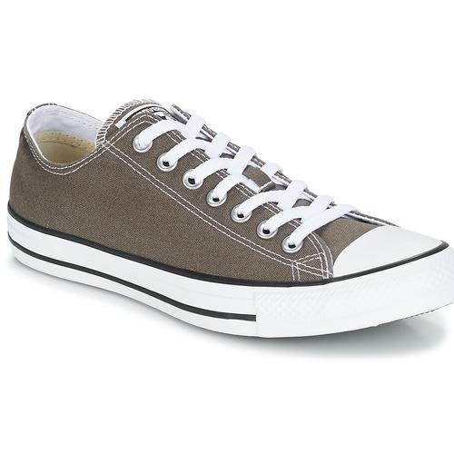 Zapatos promocionales Converse CHUCK TAYLOR ALL STAR SEAS OX Antracita  Descuento de la marca