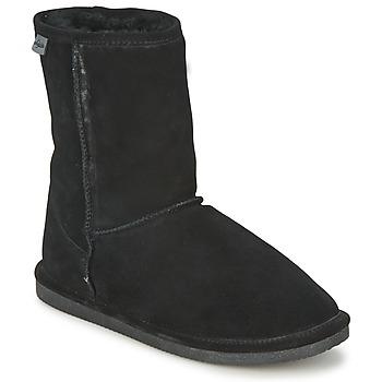 Zapatos Mujer Botas de caña baja Axelda  Negro