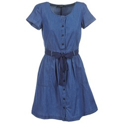 textil Mujer vestidos cortos Vila VIKARI Azul / Medium