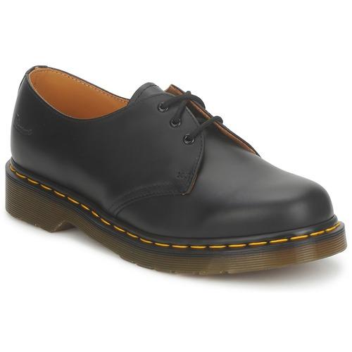 Zapatos especiales para hombres y mujeres Dr Martens 1461 59 Negro