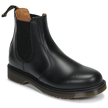 Zapatos Botas de caña baja Dr Martens 2976 Negro