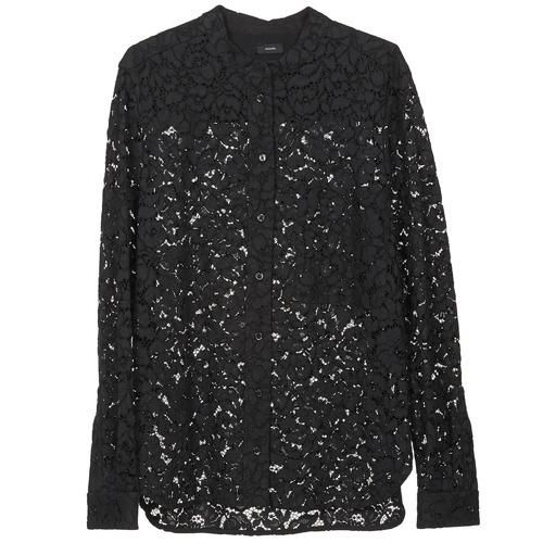 textil Mujer camisas Joseph LANCE LACE Negro