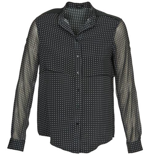 Joseph PRINCIPE Negro - Envío gratis | ! - textil camisas Mujer