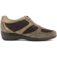 Zapatos Mujer Zapatillas bajas Stonefly 103215 Shoes with laces Mujeres Brown