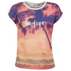 camisetas manga corta Only BE FREE SUMMER