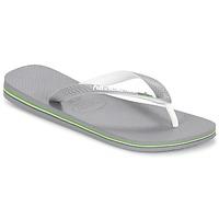 Zapatos Chanclas Havaianas BRASIL MIX Gris