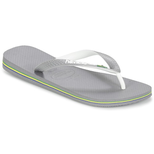 Havaianas BRASIL MIX Gris - Envío gratis | ! - Zapatos Chanclas