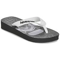 Zapatos Niño Chanclas Havaianas STAR WARS Negro / Blanco