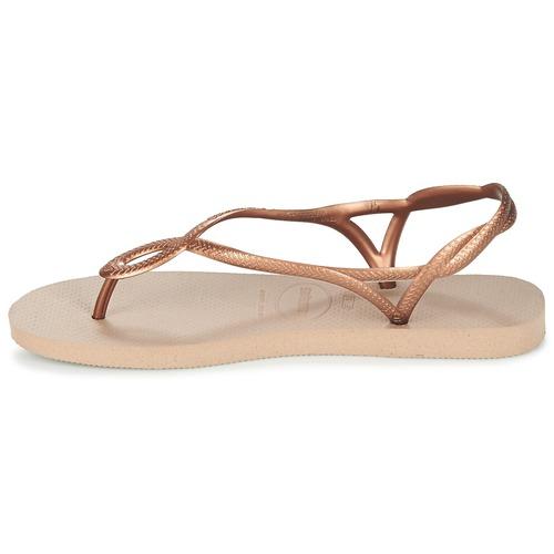 Havaianas Bronce Luna Zapatos Chanclas Mujer PZXikuO
