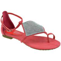 Zapatos Mujer Chanclas F. Milano  Rosa