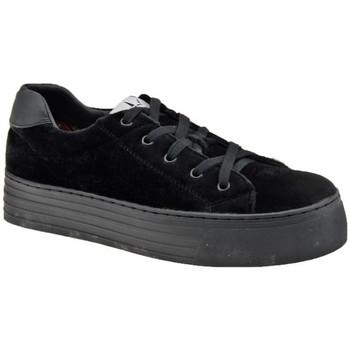 Zapatos Mujer Zapatillas bajas F. Milano  Negro