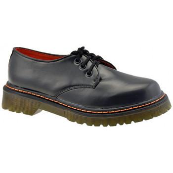 Zapatos Mujer Senderismo F. Milano  Negro