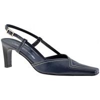 Zapatos Mujer Zuecos (Clogs) Josephine  Azul