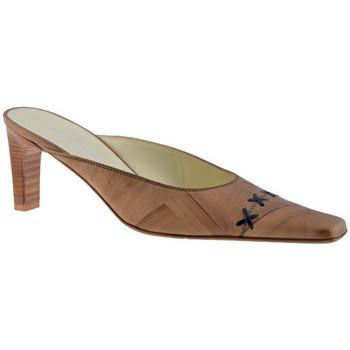 Zapatos Mujer Zuecos (Clogs) Josephine  Marrón