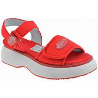 Zapatos Niños Sandalias Barbie  Rojo