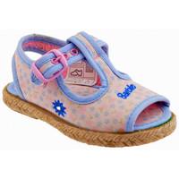 Zapatos Niños Sandalias Barbie  Rosa