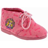 Zapatos Niña Pantuflas para bebé Barbie  Rosa