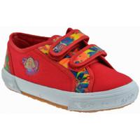 Zapatos Niños Zapatillas bajas Barbie  Rojo