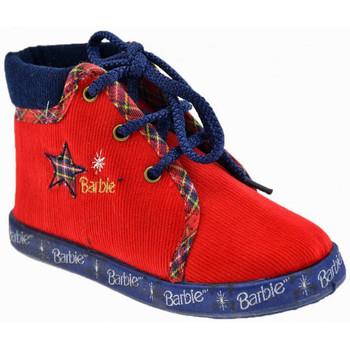 Zapatos Niños Pantuflas para bebé Barbie  Rojo