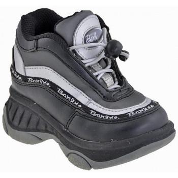Zapatos Niños Zapatillas altas Barbie  Negro
