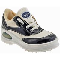 Zapatos Niños Zapatillas bajas Barbie  Blanco
