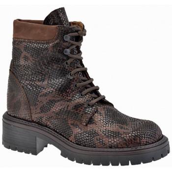 Zapatos Niño Botas de caña baja La Romagnoli  Marrón
