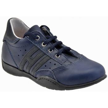 Zapatos Niños Zapatillas bajas La Romagnoli  Azul