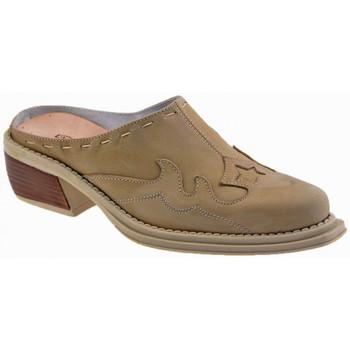 Zapatos Niños Zuecos (Clogs) La Romagnoli  Beige