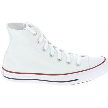 Zapatos Hombre Zapatillas altas Converse All Star Hi Blanc Blanco