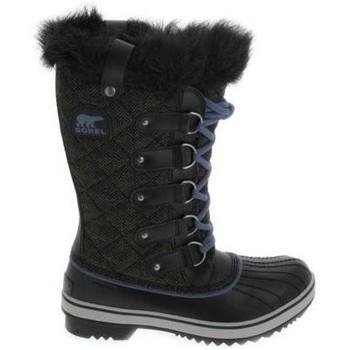 Zapatos Mujer Botas de nieve Sorel Tofino Herringbone Marron Marrón