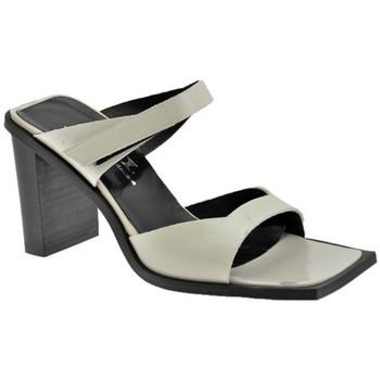 Zapatos Mujer Sandalias Nci  Beige