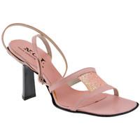 Zapatos Mujer Sandalias Nci  Rosa