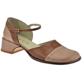 Zapatos Mujer Sandalias Nci  Gris