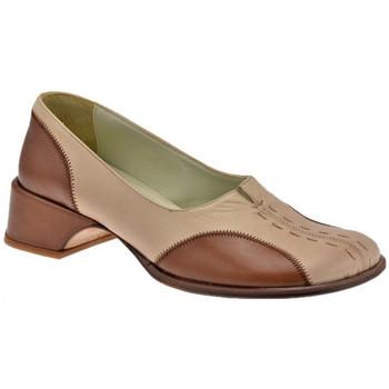 Zapatos Mujer Bailarinas-manoletinas Nci  Beige