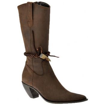 Zapatos Mujer Botines Nci  Marrón