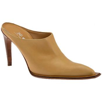 Zapatos Mujer Zuecos (Clogs) Nci  Beige