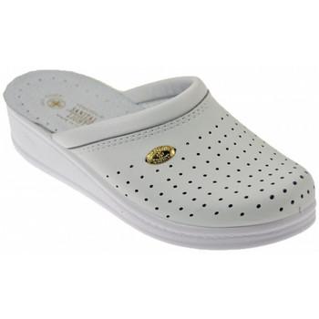 Zapatos Mujer Zuecos (Clogs) Sanital  Blanco