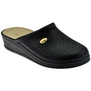 Zapatos Mujer Zuecos (Clogs) Sanital  Azul