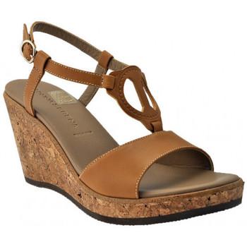 Zapatos Mujer Sandalias Donna Serena  Marrón