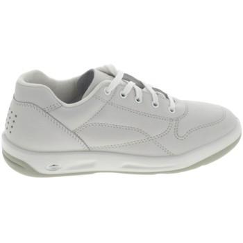Zapatos Hombre Zapatillas bajas TBS Albana Blanc Blanco