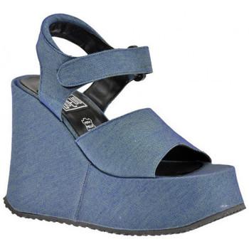 Zapatos Mujer Sandalias No End  Azul