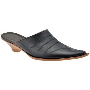 Zapatos Mujer Zuecos (Clogs) No End  Negro