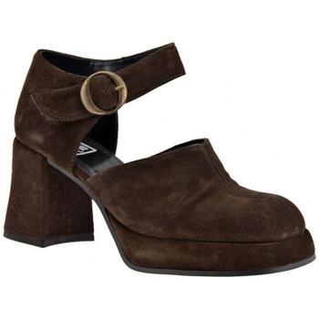 Zapatos Mujer Sandalias No End  Marrón